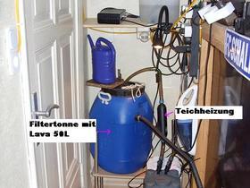 Filtertechnik und Beregnungsanlage